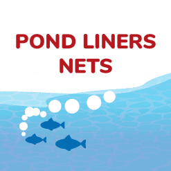 Pond Liners/Nets